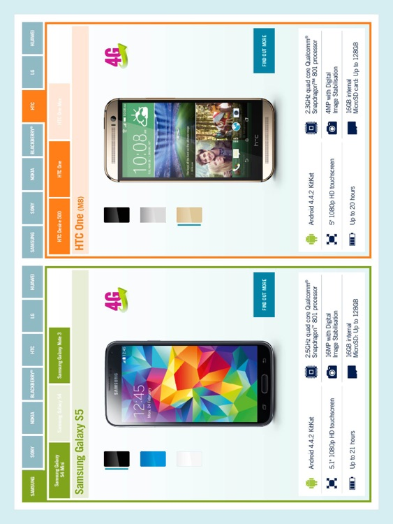 Carphone Warehouse Guide screenshot-4