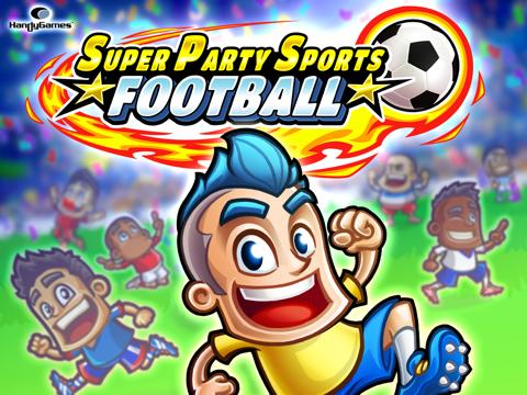 Screenshot #4 pour Super Party Sports: Football