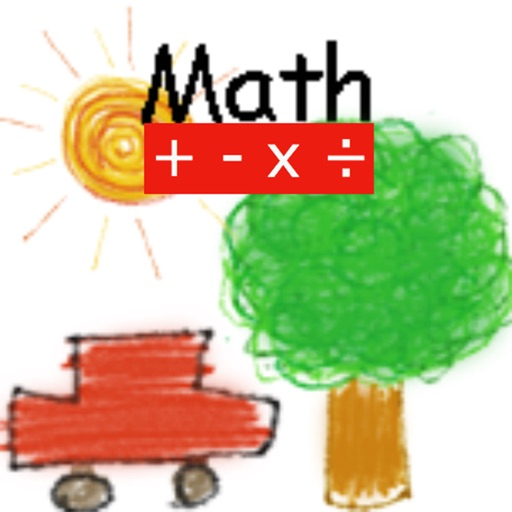kid math race HD icon