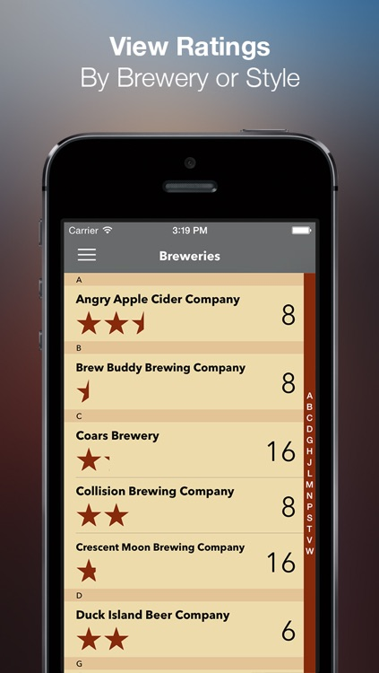 BrewBarrel - Track, Rate, and Store Your Favorite Craft Beers screenshot-4