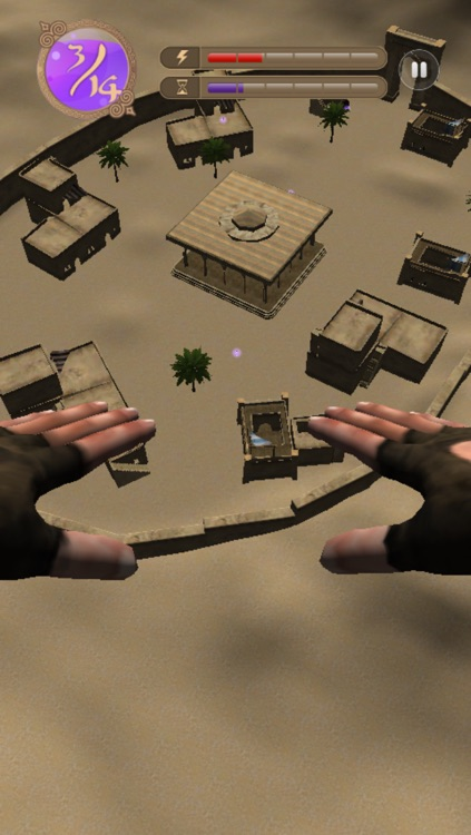 Umoove Experience: The 3D Face & Eye Tracking Flying Game