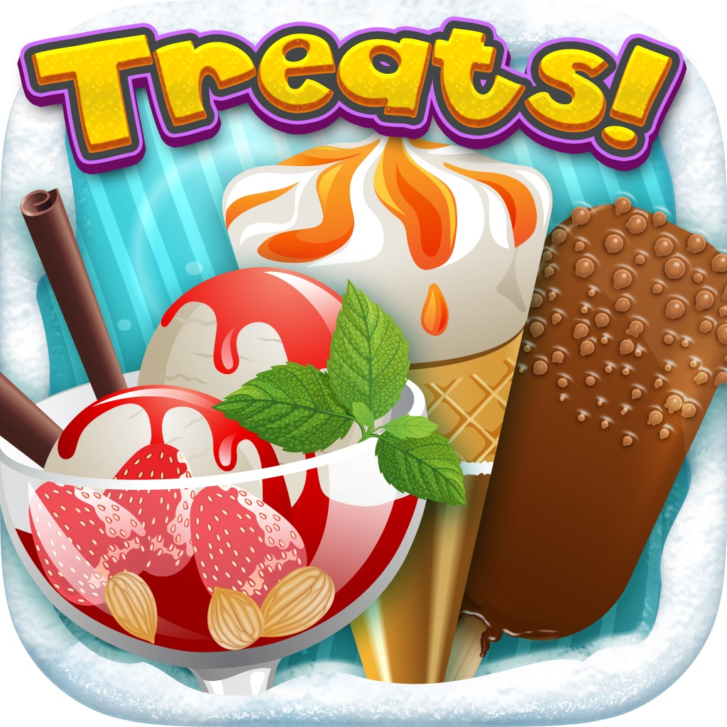 A Amazing Ice Cream Maker Game - Create Cones, Sundaes & Sweet Icy Sandwiches Shop hack