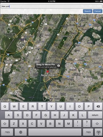 My Location Pro-ipad-2