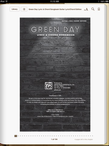 Is green book available on itunes