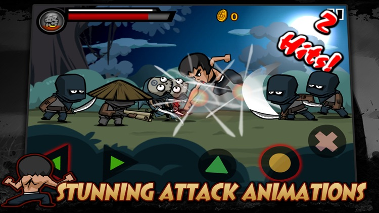 KungFu Warrior screenshot-0