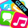Glowing App Icons - Home Screen Maker - iPhoneアプリ