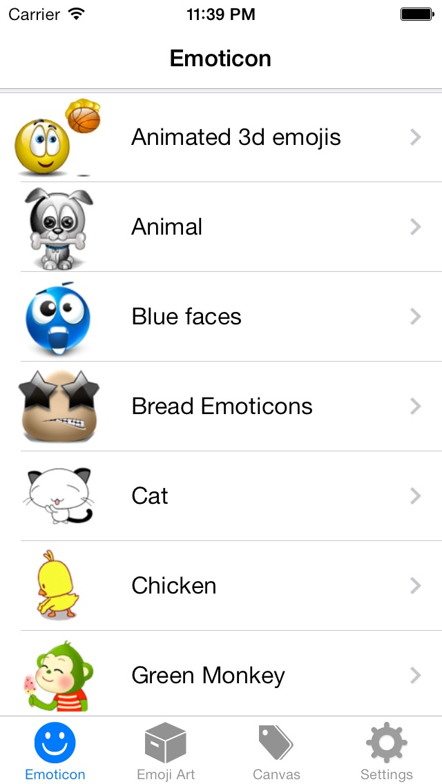 Emoji Keyboard For Messagetextingsms Characters Symbols