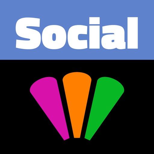 Social Spinner