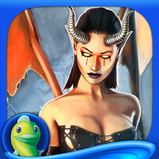 Sacra Terra: Kiss of Death HD - A Hidden Objects Adventure