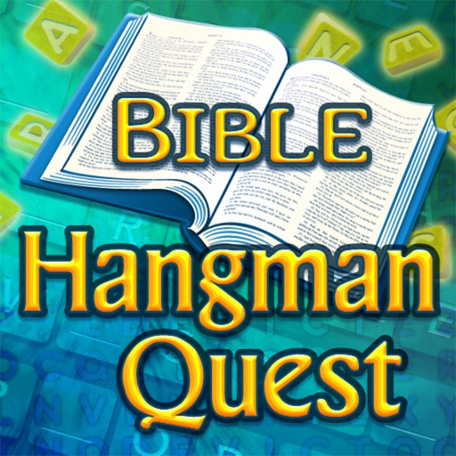 Bible Hangman Quest icon