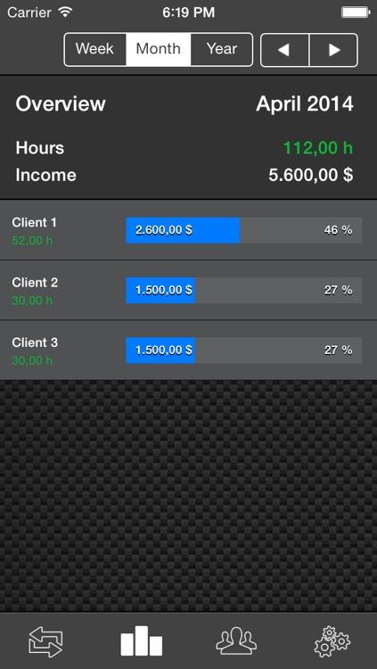 Work Log Ultimate Pro - Plan, Log, Analyze - time tracking made easy