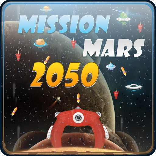 Mission Mars 2050 - Galaxy Shooting Space Game Challenge