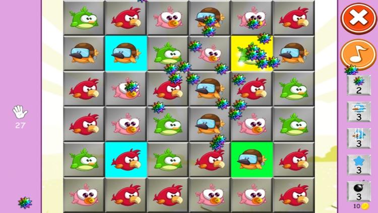 Clash Of Birds - Tile Blocks