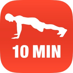 10 Minute Plank Calisthenics Challenge for Iron Abs with Timer
