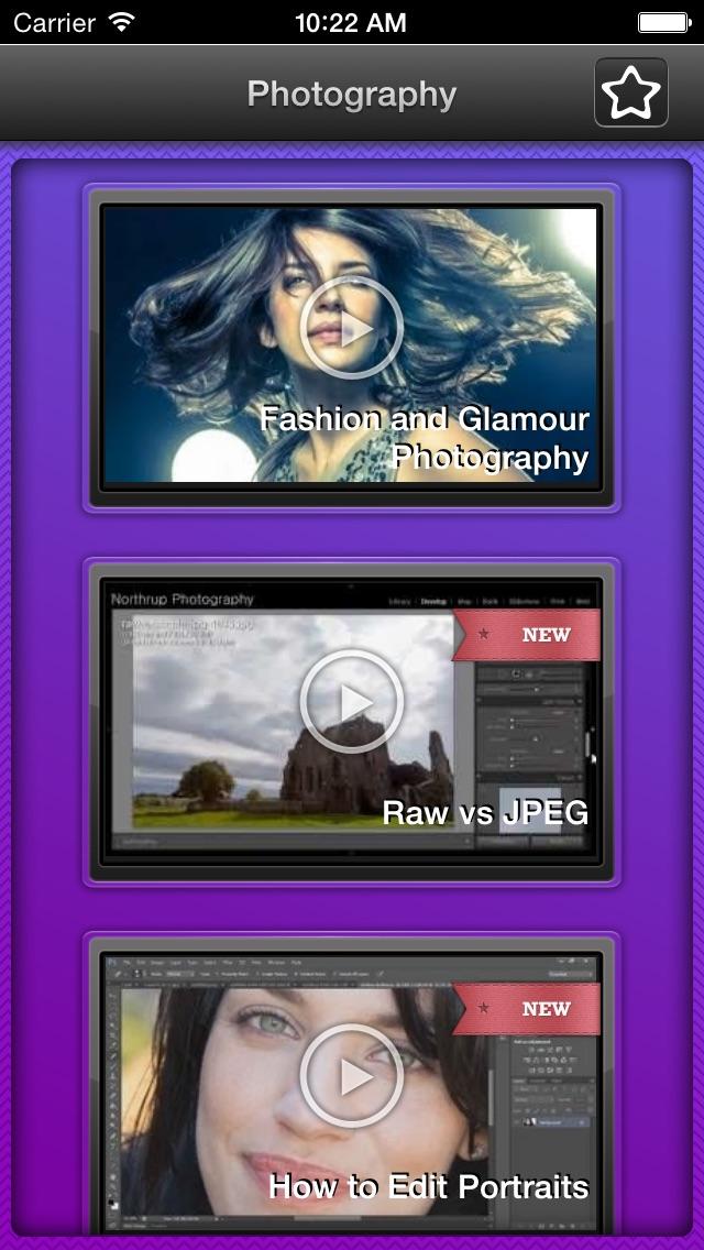 写真編集コース - 無料ビデオチュートリアル処理や、初心者や専門家のための補正写真紹介画像2