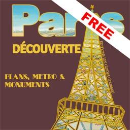 Discover Paris - maps, metro & monuments - free version