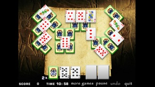 Egypt Legend Solitaire Free screenshot two