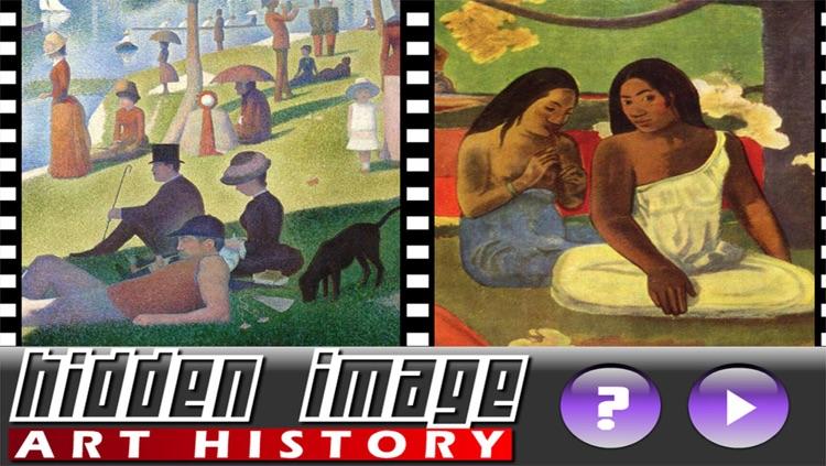 Art History Hidden Image screenshot-3