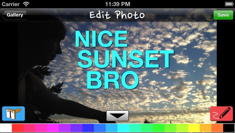 Mixture Photos: Write & Draw on a Picture screenshot-3