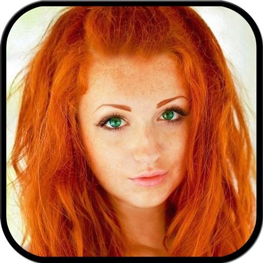 Ginger Face