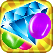 Jewel Games Candy Christmas 2013 Edition - Fun Candies and Diamonds Swapping Game For Kids HD FREE