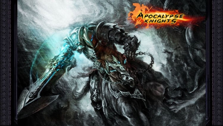Apocalypse Knights - Endless Fighting with Blessed Weapons and Sacred Steeds