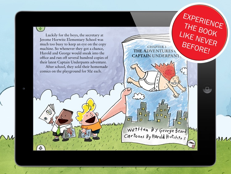 The Adventures of Captain Underpants UK