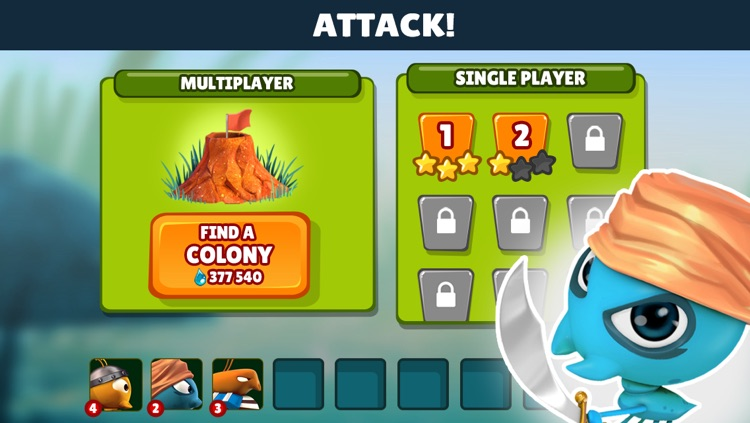 Battle Ants by Fun Games For Free screenshot-3