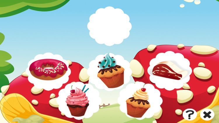 Find The Mistake In Bakery Row Whats Wrong Candy Land Education