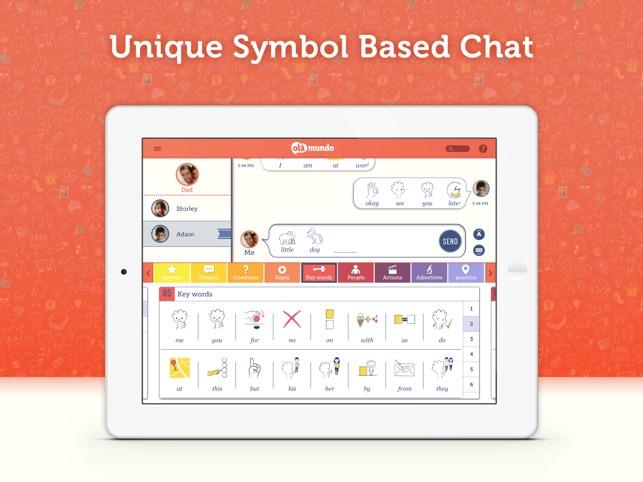 chat gratis x ipad