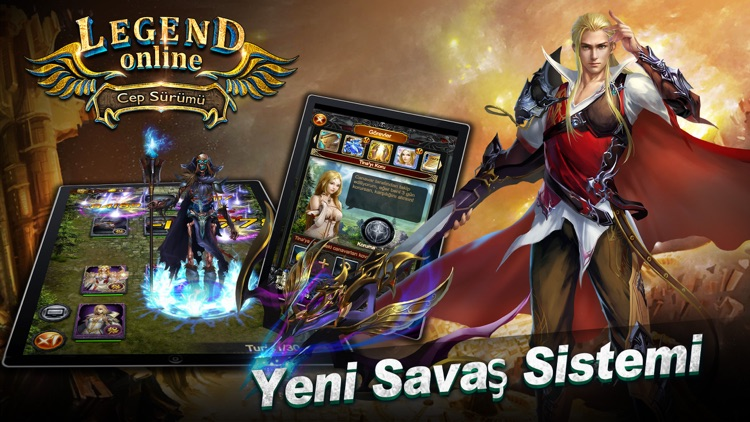 Legend Online (Türkçe) screenshot-1