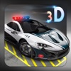 Skill 3D Parking - Police Station - iPhoneアプリ