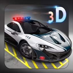 Skill 3D Parking - Police Station