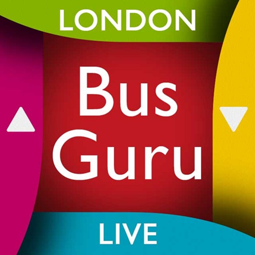 Bus Guru London Live Bus Countdown