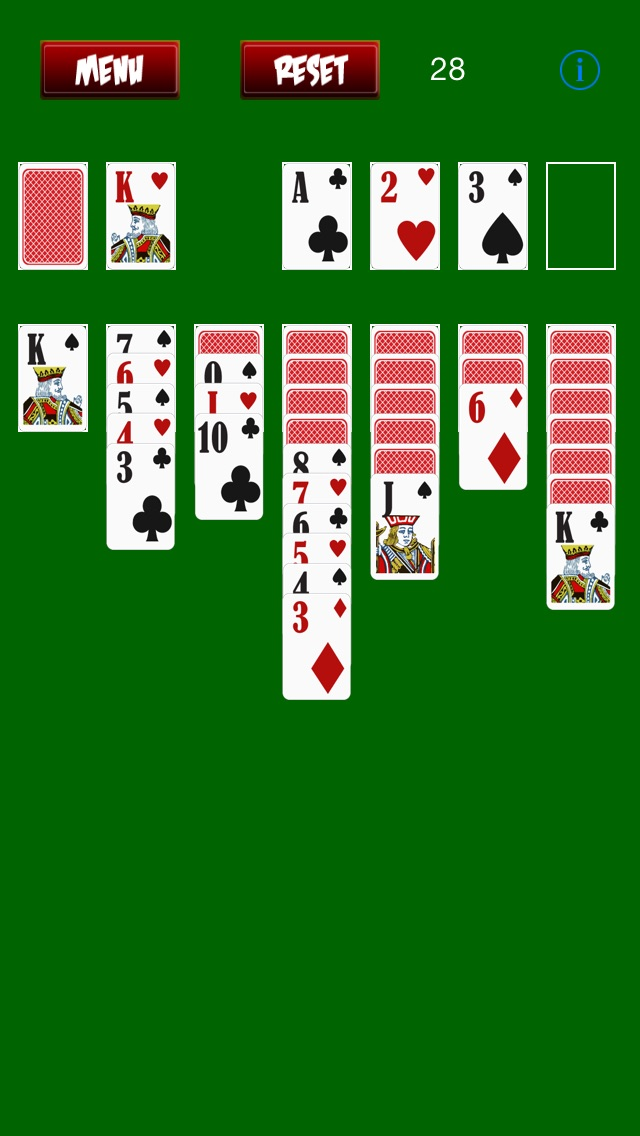 Ace Classic Solitaire: Free Cards Klondike-1