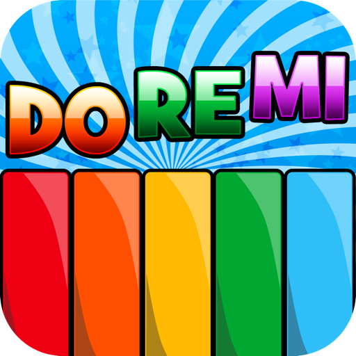 DoReMi Piano for Kids icon