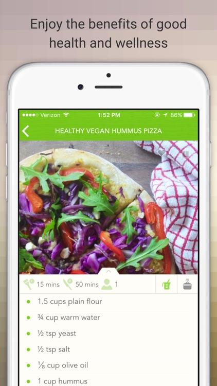 Eat Vegan - Delicious Vegan Diet Recipes and Meals app image