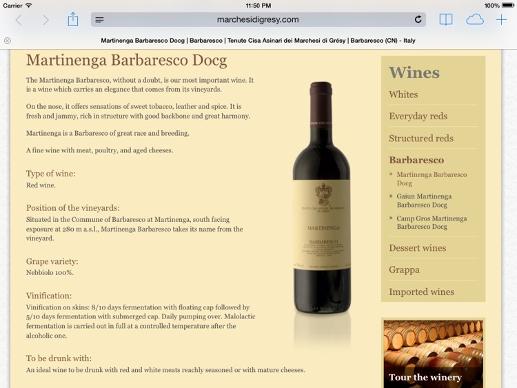 Barbaresco Wine Map screenshot-4