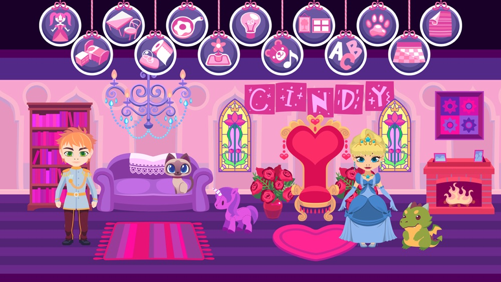 My Princess Castle – Fantasy Doll House Maker Game for Kids and Girls Cheat Codes
