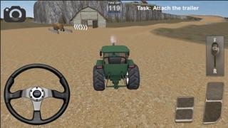 トラクターファームシミュレータ3Dのスクリーンショット5