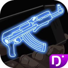 Activities of Neon Gun Shooter Weapon