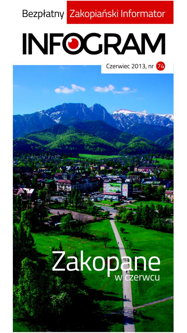 INFOGRAM Zakopiański Informator screenshot one