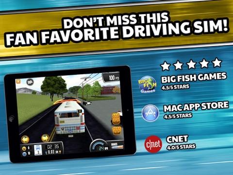 Screenshot #5 for Bus Driver - Pocket Edition