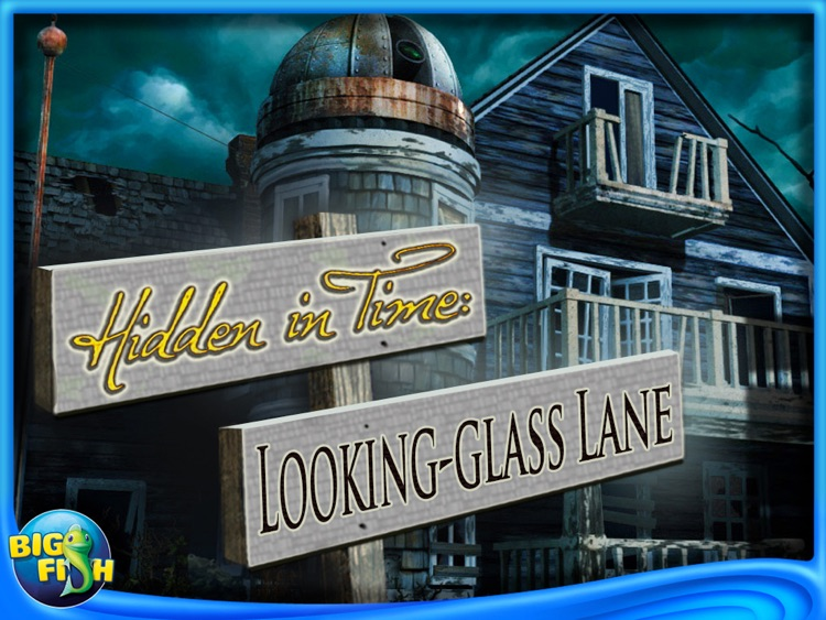 Hidden in Time: Looking Glass Lane HD - A Hidden Object Adventure screenshot-4