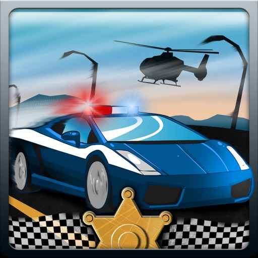 Полицейская машина гонки - Police Car Race, Fun Racing Game