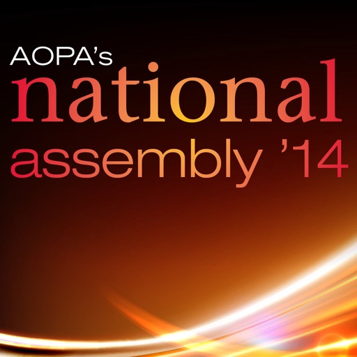 AOPA National Assembly 2014