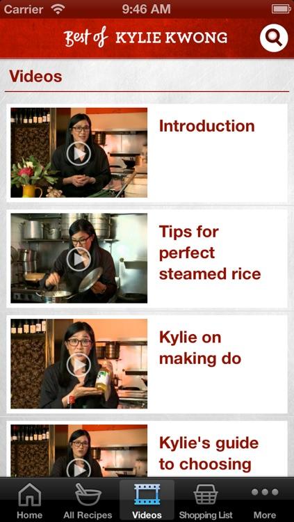 Best of Kylie Kwong screenshot-4