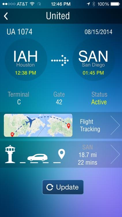 San Diego Airport + Flight Tracker Premium SAN TIJ screenshot-3