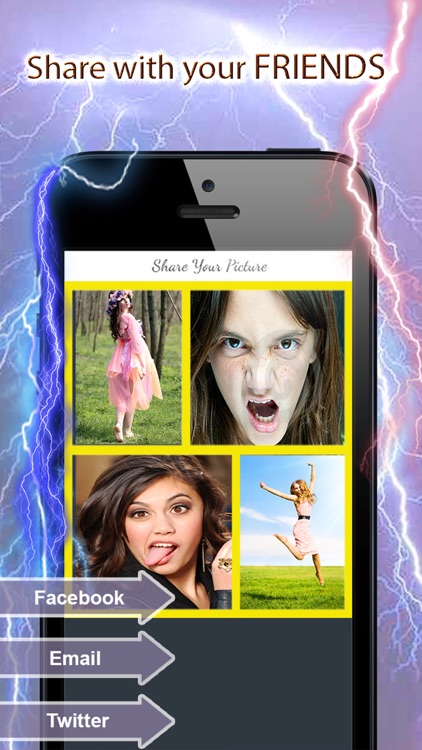 Photo Collage Shape - Collage Creator with Pic Frame Maker & Photo Filter Effects screenshot-4