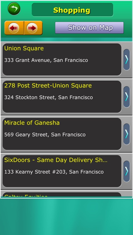 Finder for Starbucks cafes - USA & Canada screenshot-4